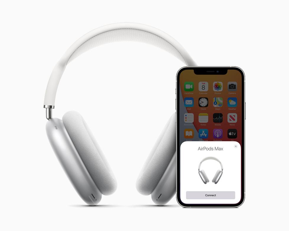 """「【速報】Appleからワイヤレスヘッドフォン""""Airpods Maxが発表」のアイキャッチ画像"""