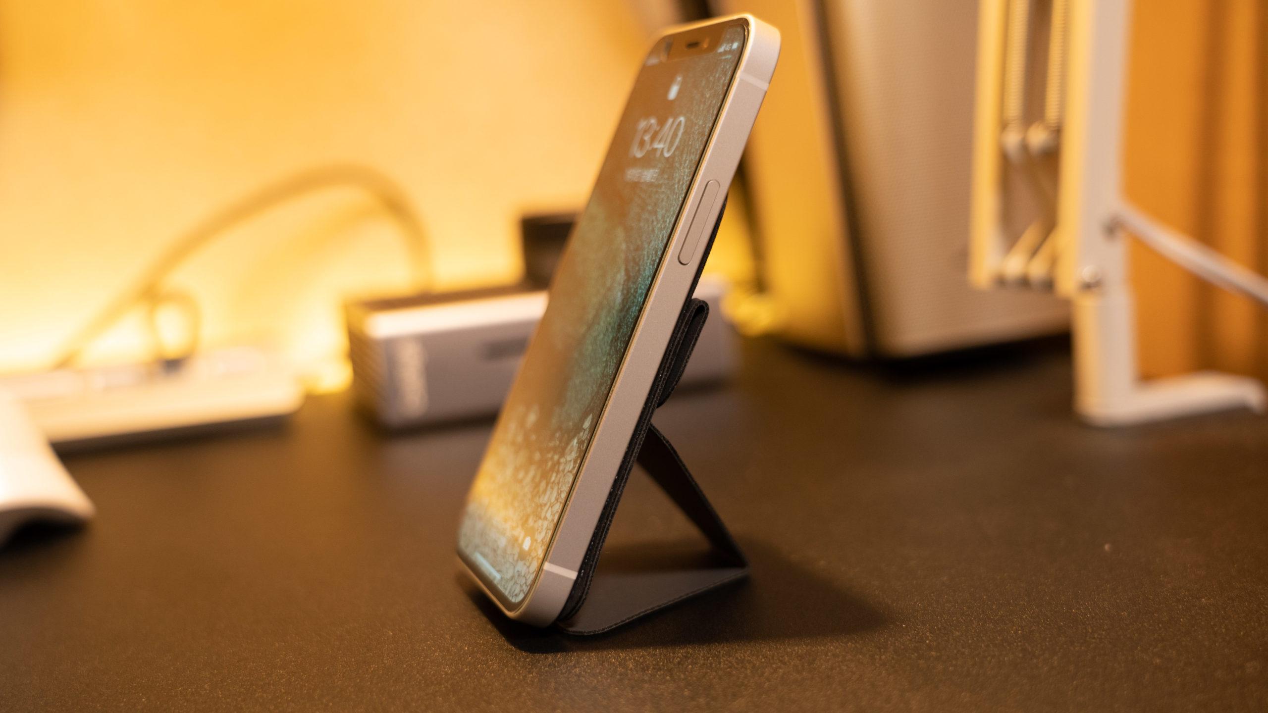 「Moft magsafeレビュー!iPhone12シリーズを使っている人にぜひ進めたいガジェット」のアイキャッチ画像